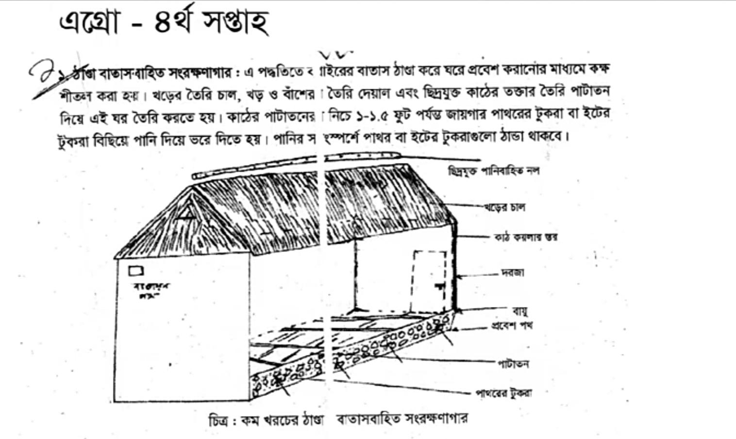 ভোকেশনাল ১০ম শ্রেণির এগ্রোবেসড ফুড (২) ২য় পত্র ৪র্থ সপ্তাহের এসাইনমেন্ট সমাধান ২০২১ https://www.banglanewsexpress.com/