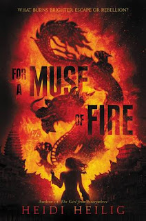 For a Muse of Fire, For a Muse of Fire #1, Heidi Heilig, InToriLex