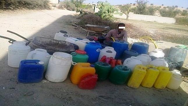 تارودانت..العطش يهدد ساكنة دواوير الكردان الكبير