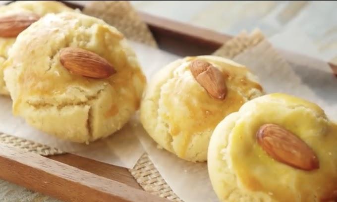 How to make naan khtai hindi