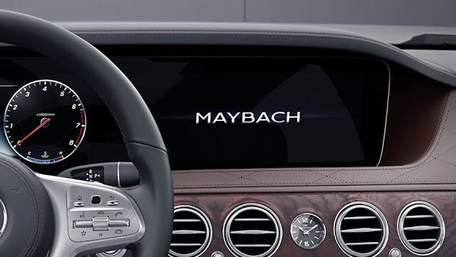 Maybach Interior