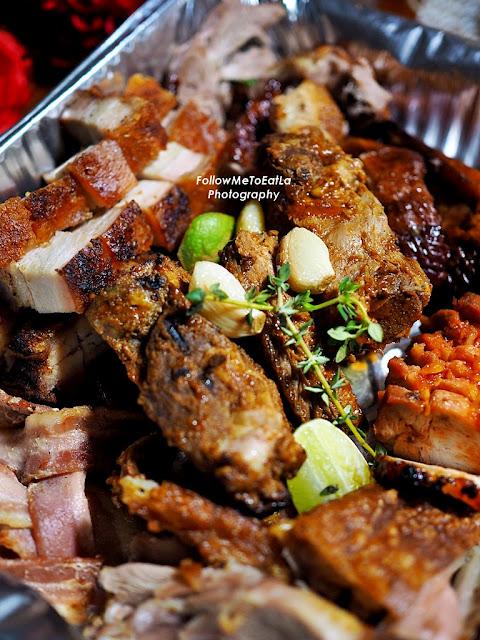 Red Beancurd Pork Ribs