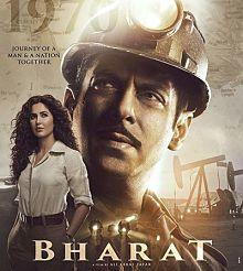 Sinopsis pemain genre Film Bharat (2019)