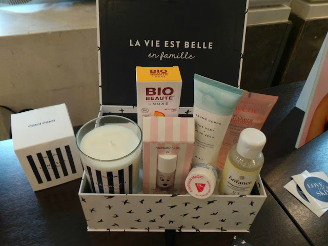 soirée eparisienne estorysummer soirée blogueuses paris Prescription Lab box beauté produits de beauté soins