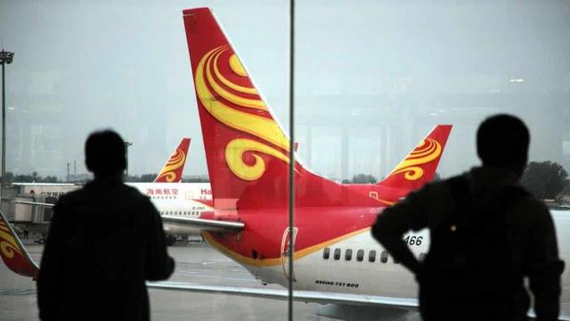 Companhias aéreas chinesas oferecem voos ilimitados para sobreviverem
