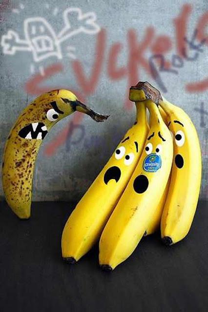 банановое творчество крефтив позитив
