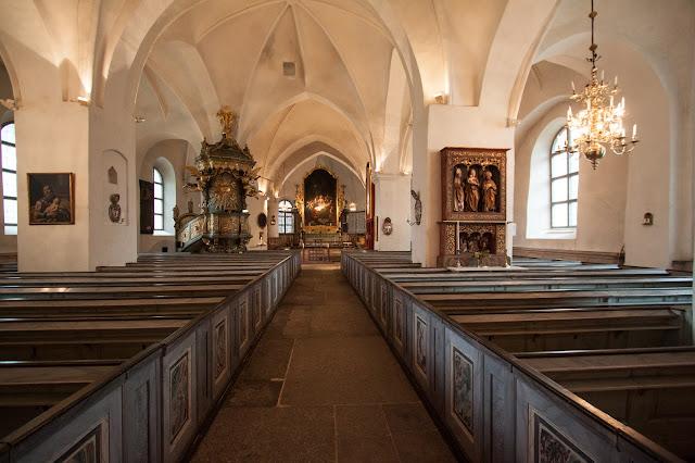 Nykoping-Chiesa