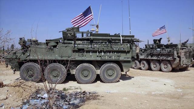 EEUU envía 600 militares más a su base militar del norte de Siria