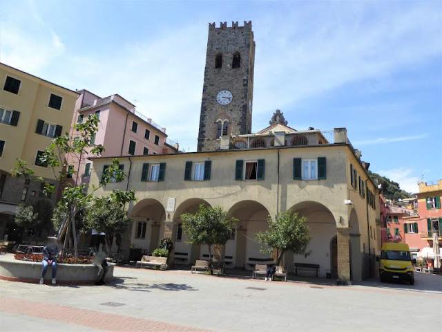 torre dell'Orologio a Monterosso