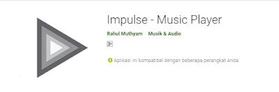 impulse music player