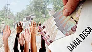 Desa Bayas Jaya di Duga Fiktif Kan Anggaran DD