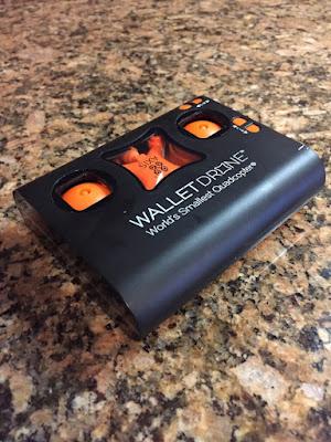 Spesifikasi The Wallet Drone - OmahDrones