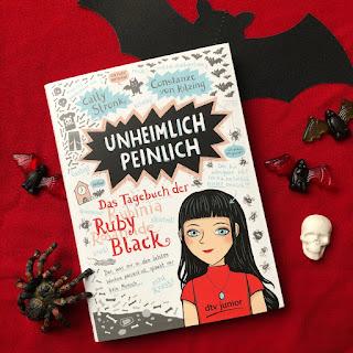 Unheimlich peinlich: Das Tagebuch der Ruby Black