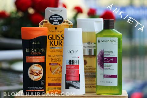 W poszukiwaniu idealnego szamponu... | Ankieta - czytaj dalej »