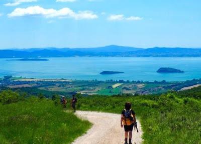 Il Lago Trasimeno (Perugia) - meta ideale per le tue gite e vacanze in Umbria.