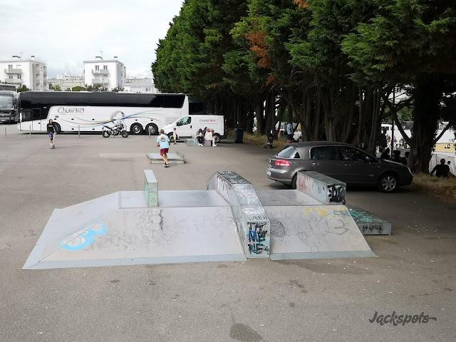 skatepark Lorient