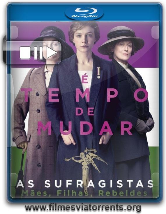 As Sufragistas (Suffragette) Torrent – DVDRip Legendado (2015)