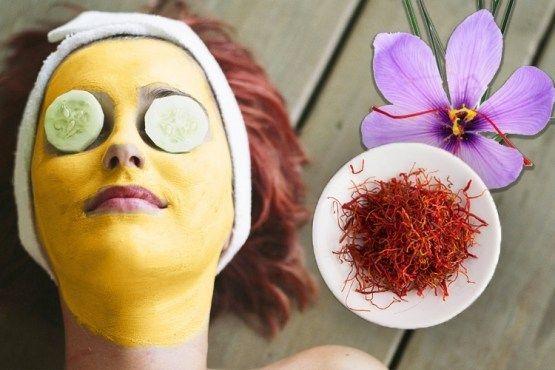 Masques éclat à base du safran pour avoir une peau parfaite