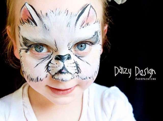 dünyaca ünlü vücut boyama sanatçısı daizy'nin çocuk yüzlerine yaptığı ilginç çalışmalar, çocukları hiç böyle görmediniz