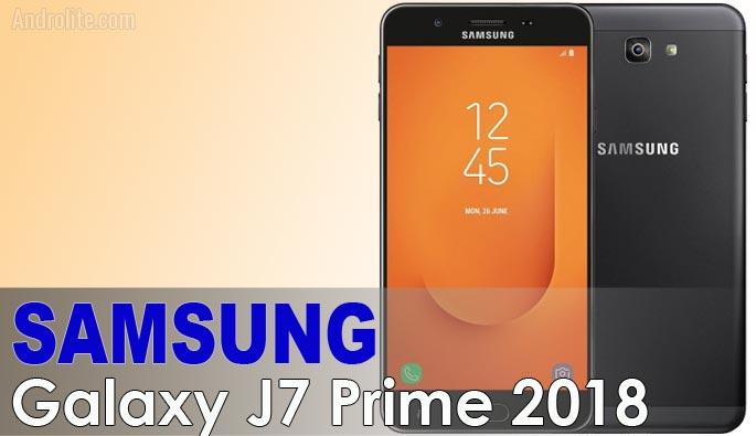 diam merilis sebuah smartphone terbaru dari keluarga J series Samsung Galaxy J7 Prime 2 (2018) - Update Harga Terbaru 2018