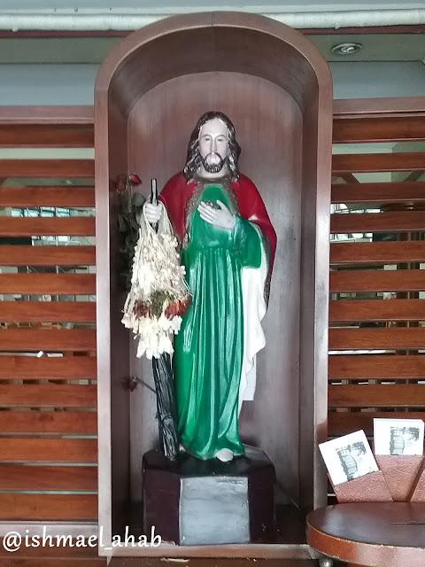 St. Jude in National Shrine of Saint Jude
