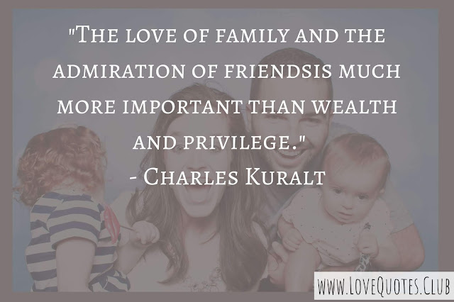 love quotes on family