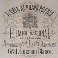Himno Nacional Venezuela