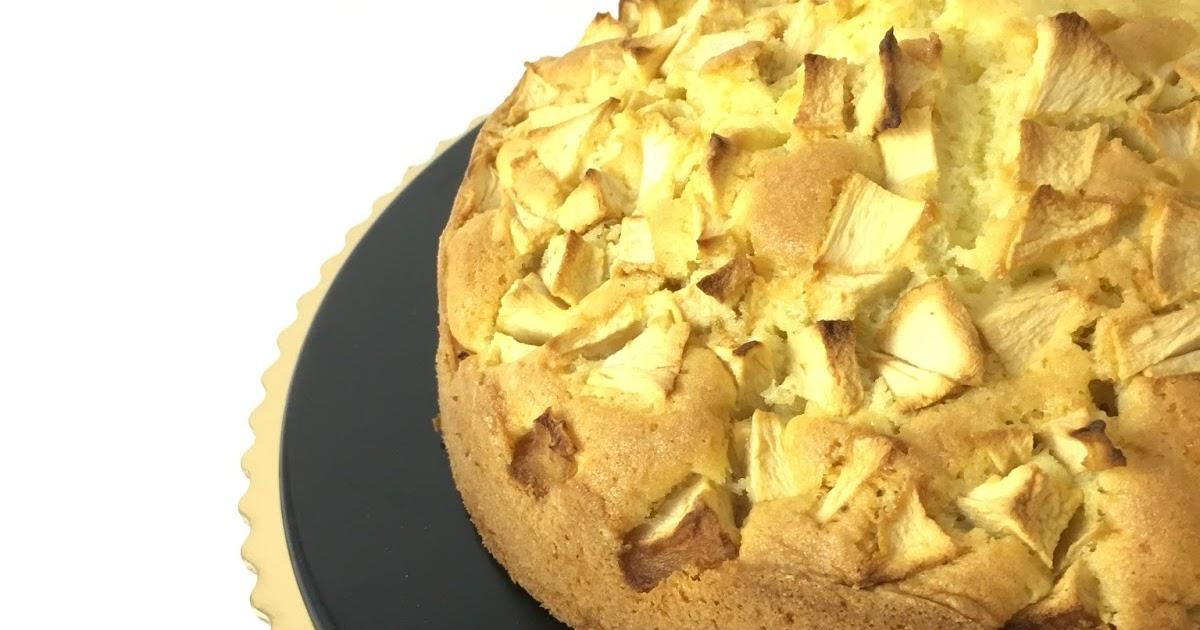 Torte Da Credenza Montersino : Architettando in cucina torta di mele luca montersino
