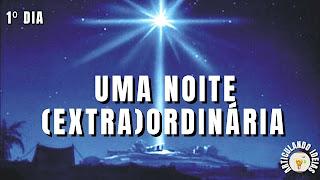 Noite nascimento de Jesus