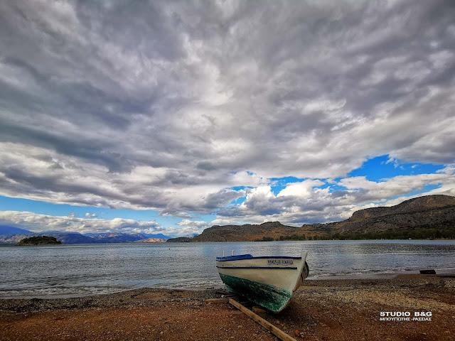 Άστατος ο καιρός το Σάββατο - Πιθανότητα τοπικών βροχών και στην Αργολίδα