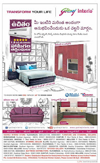 GODREJ INTERIO OFFERS