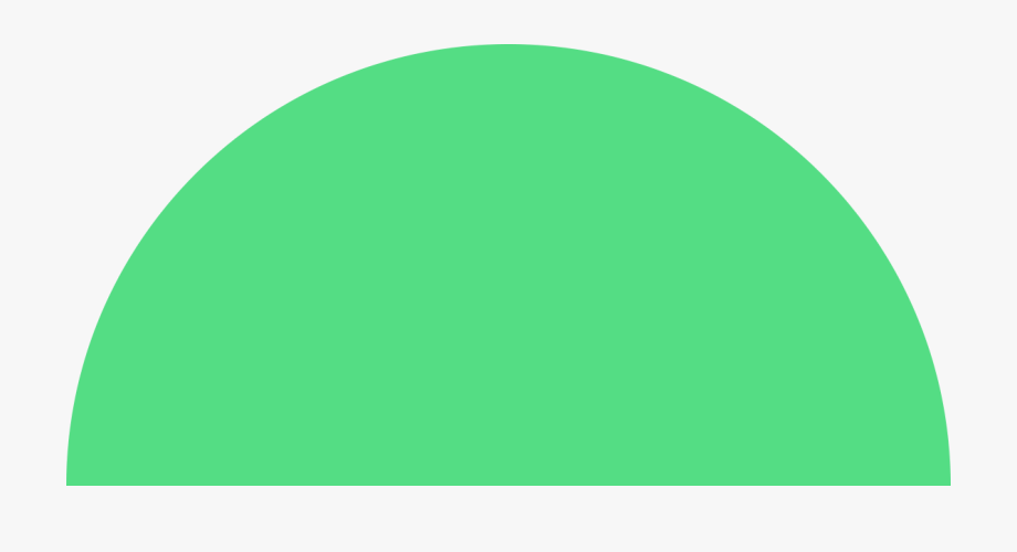 How to draw Half Circle using Div tag (HTML,CSS)