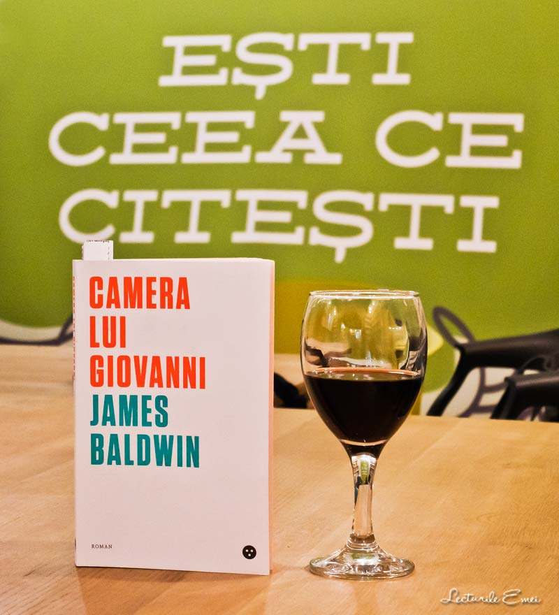 """Camera lui Giovanni"" James Baldwin"