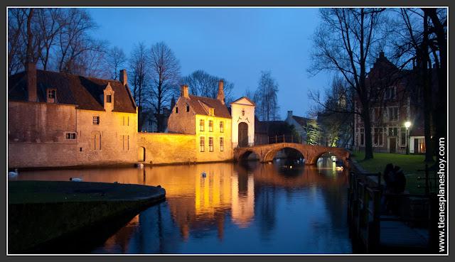 Brujas Bélgica
