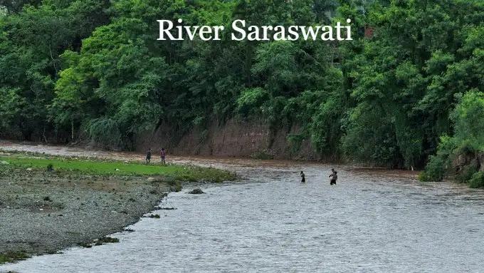 River Saraswati