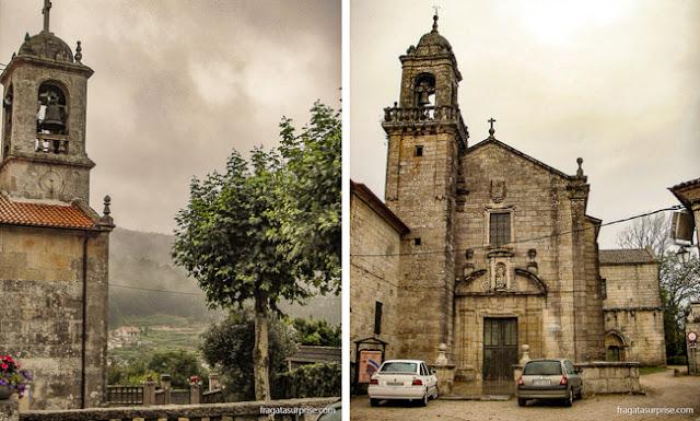 Igreja de Santo Domingo, em Tui, Caminho de Santiago