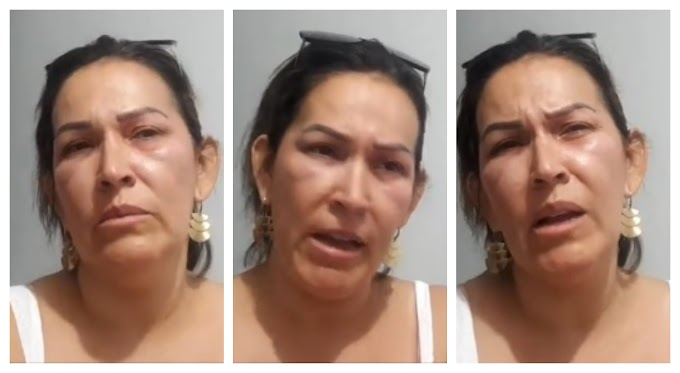 ¡Líder sindical agarró a patadas a su mujer! ¡Acusan a Mauricio Higuera!