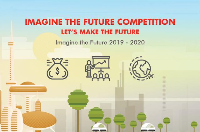 6500 الف دولار للفائز بمسابقة شركة شيل للتنمية المستدمة - Shell Imagine the Future Competition 2019-2020