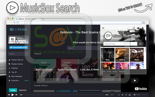 MusicBox Search (Hijacker)