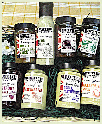 British Provenance Foods range