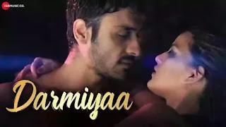 Checkout New Song Darmiyaa lyrics penned by Vaibhav Jai Vishwabhan and sung by Amit verma & Senjuti das.