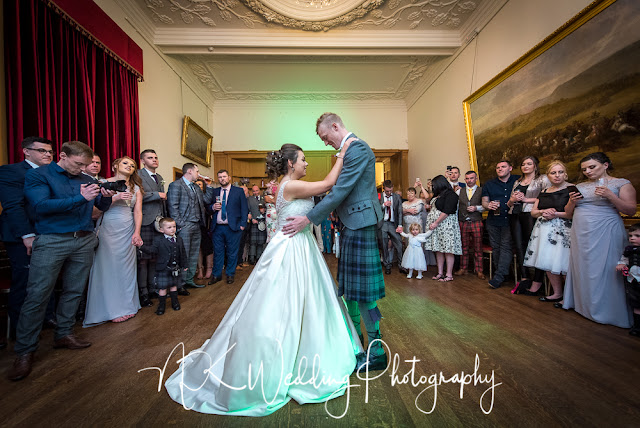 Rowallan Castle Wedding Photography