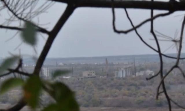 Новотроицкое на Донбассе