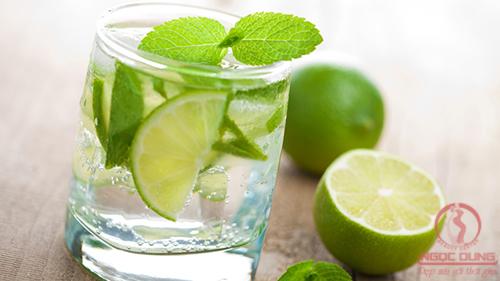 Cách giảm mỡ bụng bằng nước cốt chanh ngay tại nhà