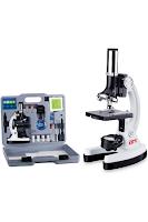 AmScope 120X-1200X Kids Beginner Microscope