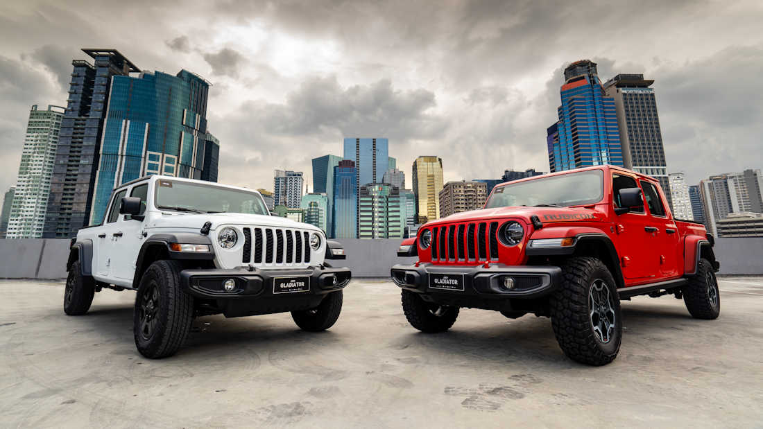 2020 Jeep Gladiator Lands In Ph Prices Start At P 3 890m W Brochure Carguide Ph Philippine Car News Car Reviews Car Prices