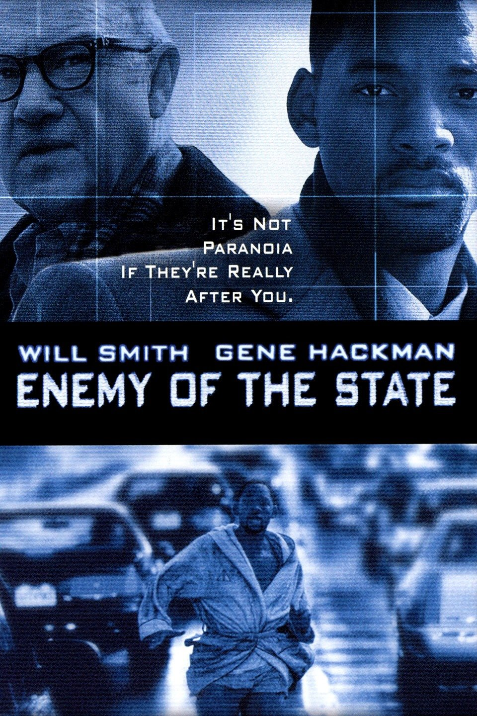 Enemy Of The State 1998 Movie Review