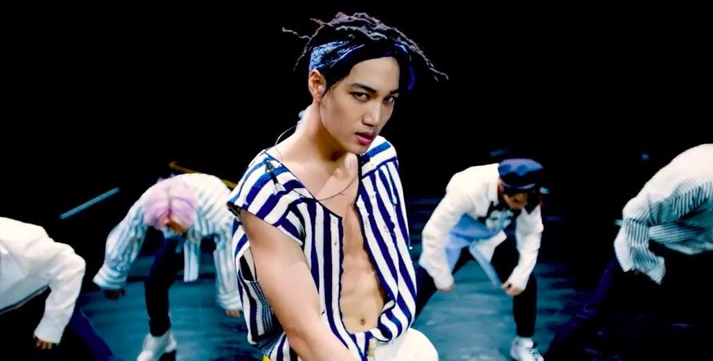 EXO revela novo teaser de comeback do Kai!   Cafeteria Nerd