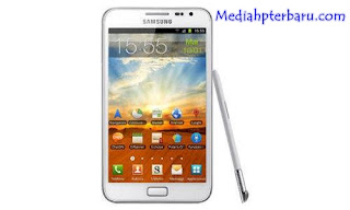 Harga dan Spesifikasi Samsung Galaxy Note N7000