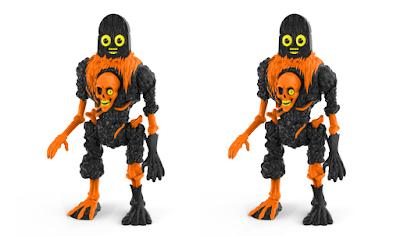 Strangecat Toys Exclusive Future Me Halloween Edition Vinyl Figure by Alex Pardee x Rocom Toys
